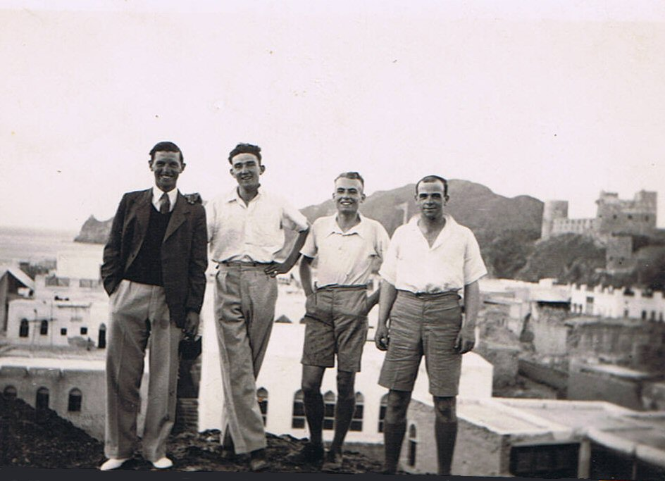 RAF personnel in Iraq, 1930s