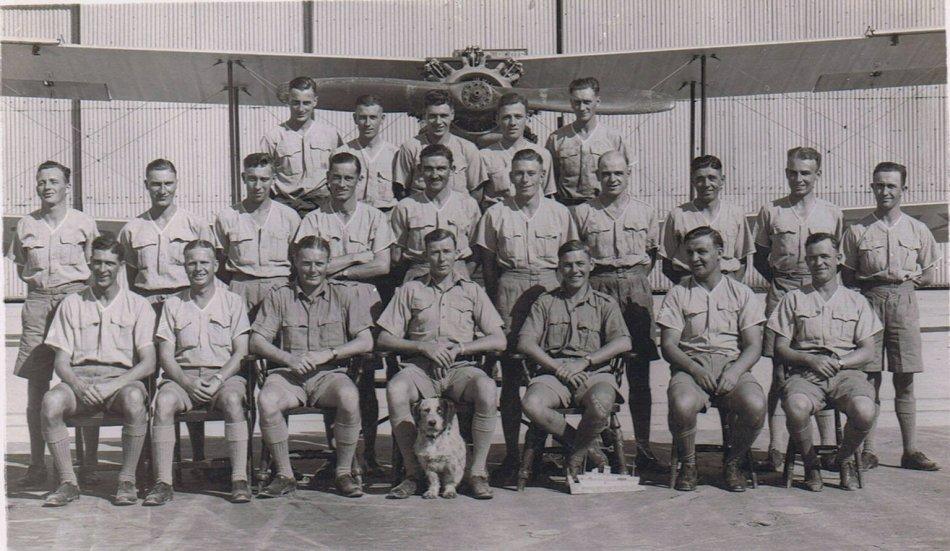 RAF 55(B) Squadron, Hinaidi, Iraq