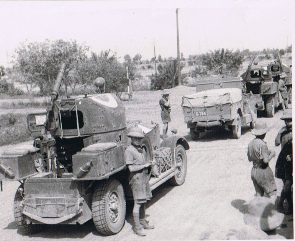 RAF in Iraq 1930s