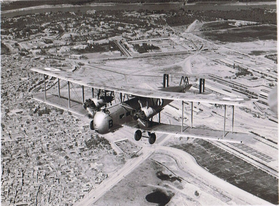 RAF Vickers Valentia B