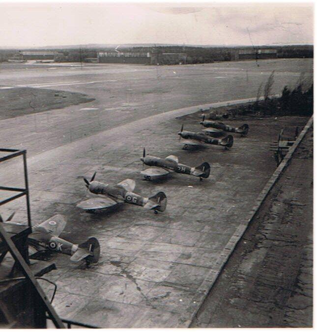 33 Squadron, RAF Fassberg
