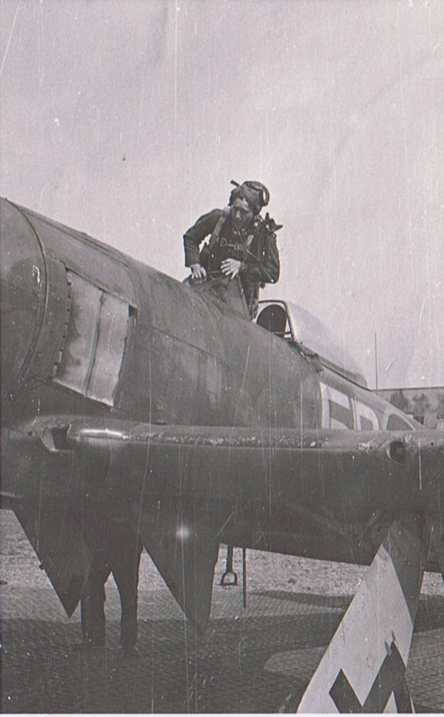 Hawker Tempest Pilot 33 Squadron