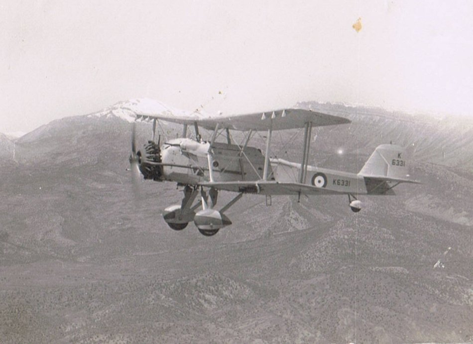 Vickers Vincent K6331