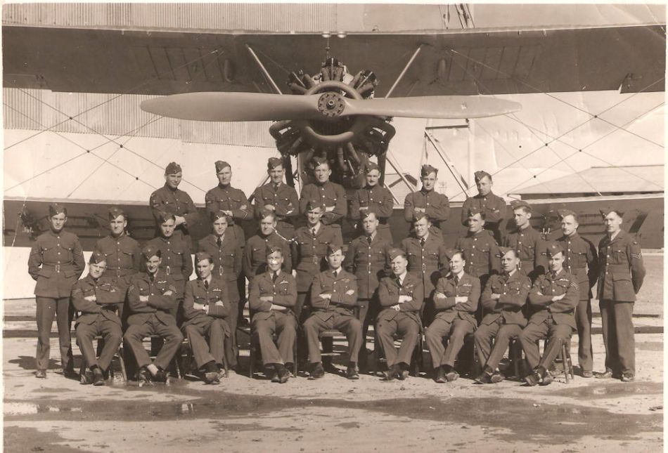 RAF Habbanyah Iraq 1936